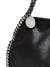 STELLA MCCARTNEY - Faux leather Falabella Medium tote