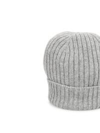 DELL'OGLIO - Cashmere beanie hat