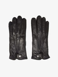 DELL'OGLIO - Leather gloves