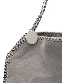 STELLA MCCARTNEY - Faux leather Falabella Small tote