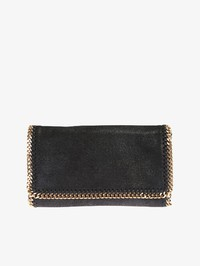 STELLA MCCARTNEY - Faux leather Falabella Cross Body bag