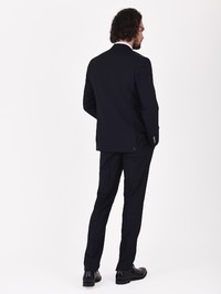 DELL'OGLIO - Wool and mohair suit