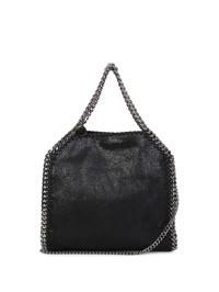 STELLA MCCARTNEY - Falabella triple chain Mini tote bag
