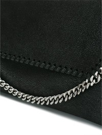 STELLA MCCARTNEY - Faux leather Falabella Mini bag