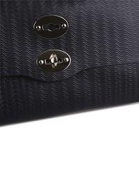 ZANELLATO - Black Postina S Blandine bag