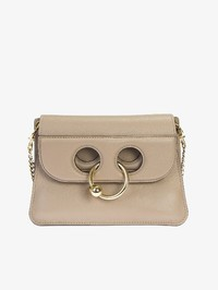 J.W ANDERSON - Mini Pierce leather shoulder bag