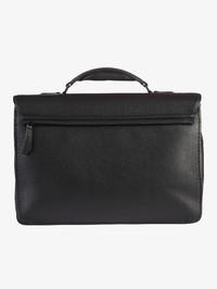 ZANELLATO - Almirante leather messenger bag
