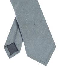 DELL'OGLIO - Light blu silk tie