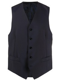 DELL'OGLIO - Wool and mohair gilet