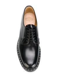 CHURCH'S - Rebecca lace-up leather shoes