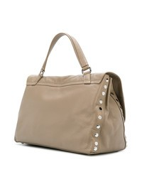 ZANELLATO - Leather Postina M Daily bag