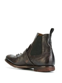 CHURCH'S - Shanghai Vintage leather boots