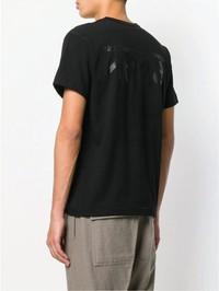 COMME DES GARCONS PLAY - Printed cotton T-shirt