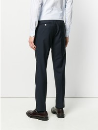 DELL'OGLIO - Wool and mohair trousers