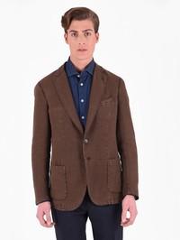 DELL'OGLIO - Linen jacket