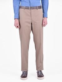 DELL'OGLIO - Gabardine trousers