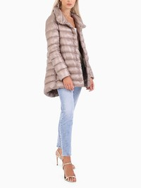 HERNO - Amelia nylon padded jacket