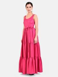 LA DOUBLE J - Silk long dress