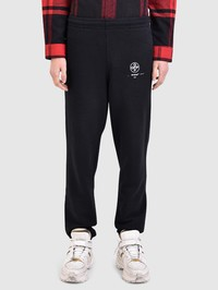 OFF-WHITE - Printed cotton sweatpants