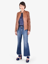 STELLA MCCARTNEY - Flared denim jeans