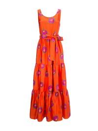 LA DOUBLE J - Pellicano printed silk dress