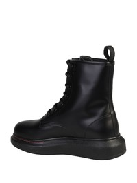 ALEXANDER MCQUEEN - Leather boots