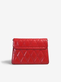 GIVENCHY - Small GV3 quilted leather bag