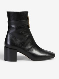 GIVENCHY - Leather ankle boots