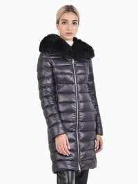 HERNO - Elisa nylon padded jacket