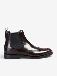 CHURCH'S - Ketsby leather ankle boots
