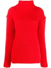 TORY BURCH - Wool and cashmere sweater