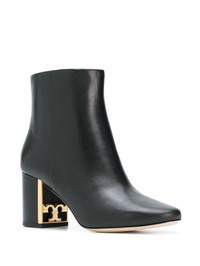 TORY BURCH - Leather ankle boots