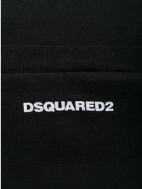 DSQUARED2 - Logo print cotton T-shirt
