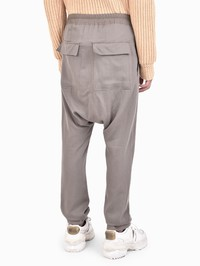 RICK OWENS - Wool trousers