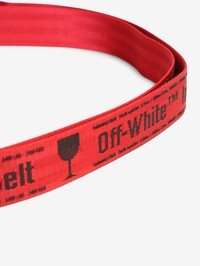OFF-WHITE - Industrial nylon belt