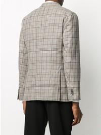 BOGLIOLI - Linen and virgin wool blend jacket