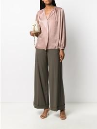 ALYSI - Satin blouse