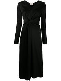 ALYSI - Satin dress
