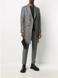 DOLCE & GABBANA - Wool blend trousers
