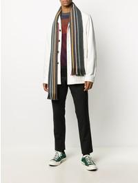 PAUL SMITH - Wool scarf
