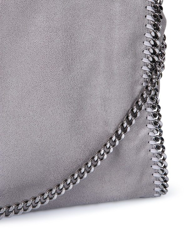 STELLA MCCARTNEY - Falabella three chain bag