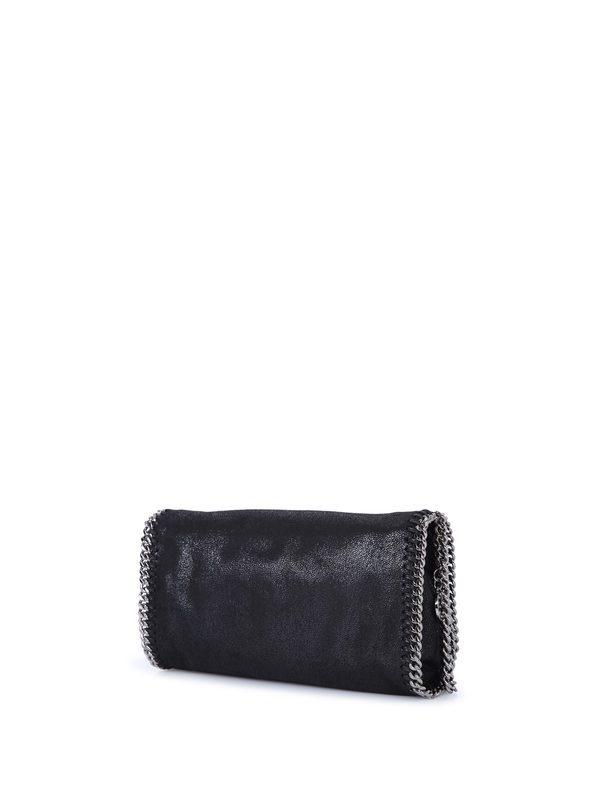 STELLA MCCARTNEY - Faux leather Falabella Cross Body bag