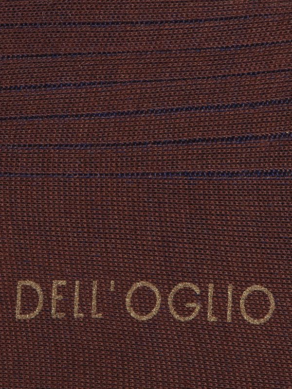 DELL'OGLIO - Lisle knee length socks
