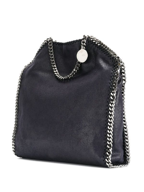 STELLA MCCARTNEY - Faux leather Falabella Fold Over tote