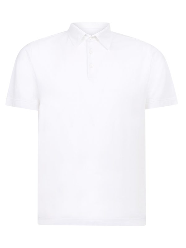 ZANONE - Ice cotton polo