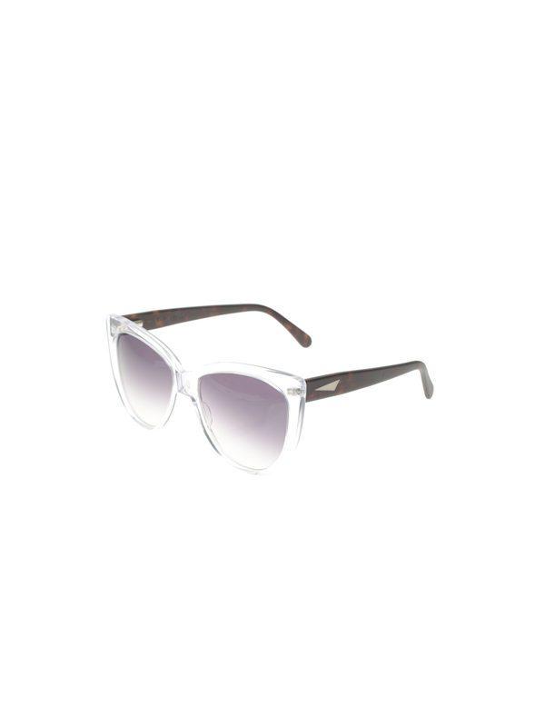 PRISM - Transparent frame Moscow sunglasses