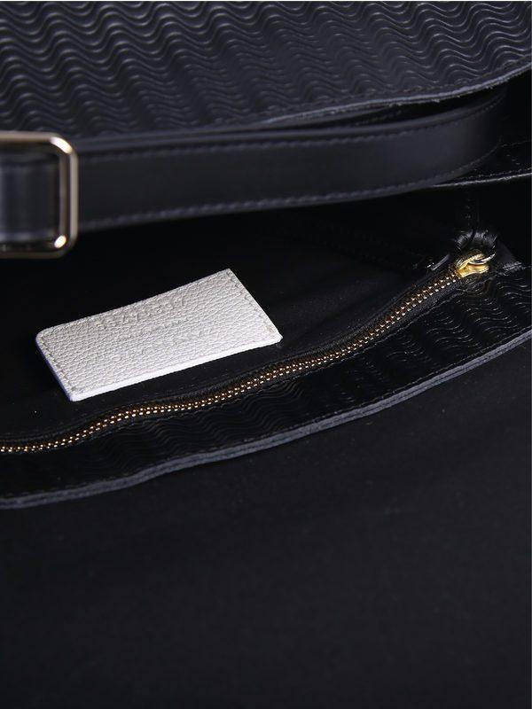 ZANELLATO - Leather Blandine Postina