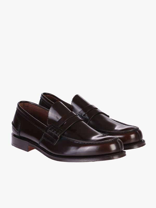 CHURCH'S - Pembrey patent leather loafers