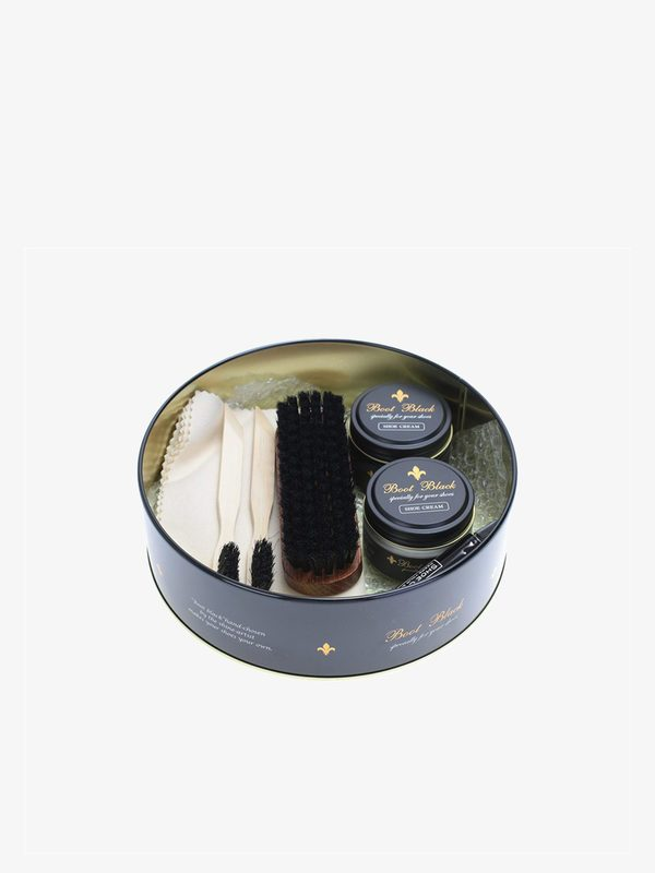 BOOT BLACK - Shoe cleaning set