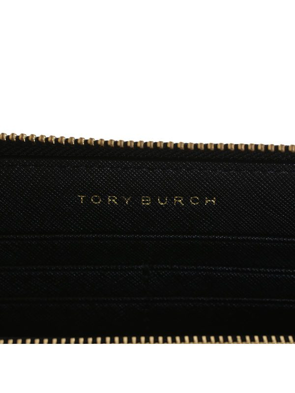 TORY BURCH - Leather Robinson wallet